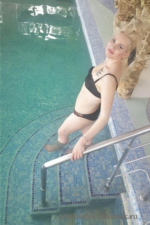 Проститутка Анриэтта реал фото